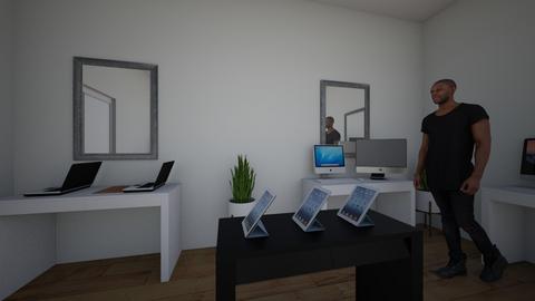 Showroom Ideals - Office  - by Gideon Nhokwaa