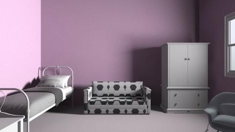 my room - Classic - Kids room  - by karini ivanov