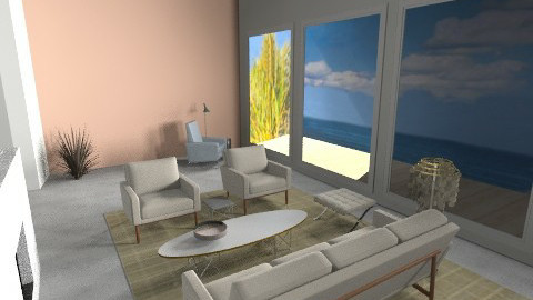 WendyCapecodHouse2 - Glamour - Living room  - by solesan7