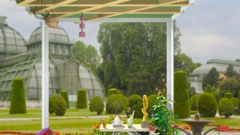 viena botanical garden - Modern - Garden  - by faar70