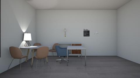 My bedroom - Classic - Bedroom  - by Parra Lozano