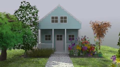 grandmas house - Classic - Garden  - by sjmac