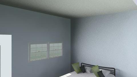 wedding room - Minimal - Bedroom  - by fisya