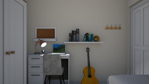 Bedroom makeover3 - Bedroom - by safanadia