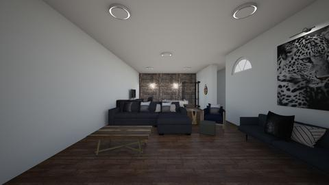 Shome second 7 - Living room  - by Niva T