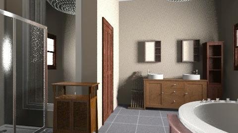 Bathroom - Modern - Bathroom - by 89dudes