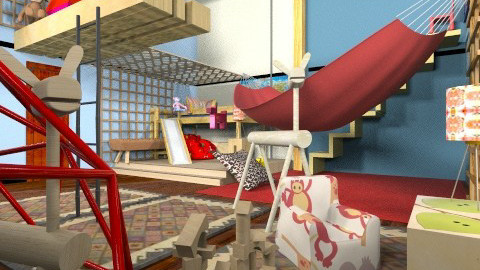 Amazing Spiderman2 - Classic - Kids room  - by katmills98