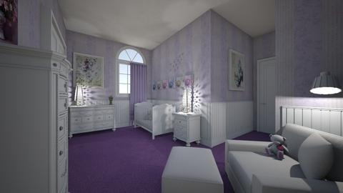 nursery - Kids room  - by hillygabe