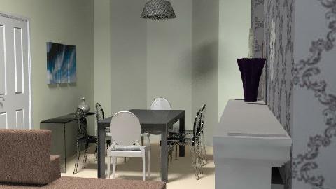 My Room - Dining Room  - by sandyboparai