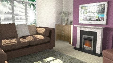My Livingroom - Minimal - Living room  - by Mark T