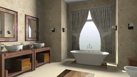 bathroom - Classic - Bathroom  - by sunlove
