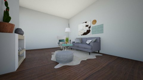 Lounge - Minimal - Living room  - by Brennahollis