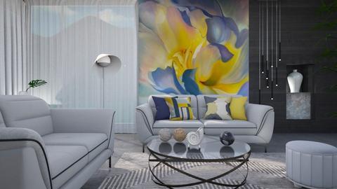 M_Inspired GOK - Living room - by milyca8