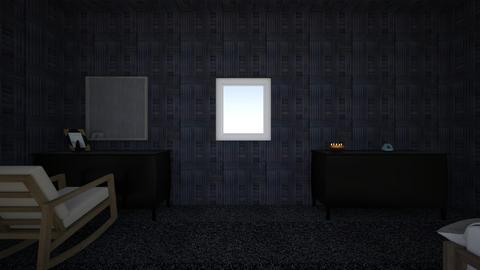 Speak Sanctuary  - Bedroom  - by lateria_nicole