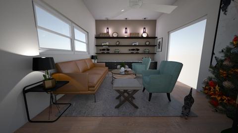 Sitting Room  - Modern - Living room  - by jennilynn52