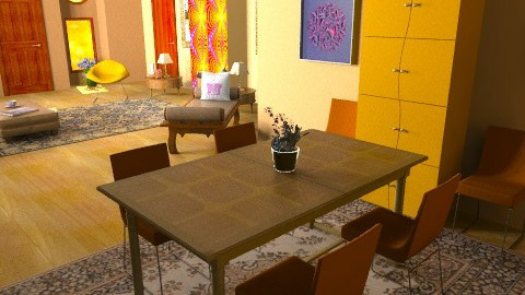 Family home.. - Eclectic - by mrschicken
