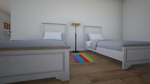 my rooooom - Classic - Kids room - by rwn