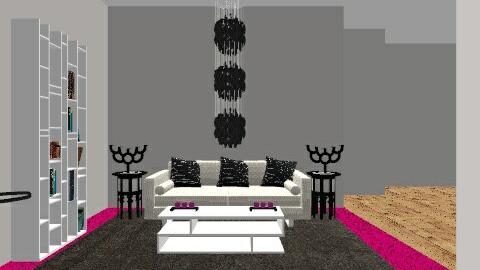 LA PELINO SWAG - Vintage - Living room  - by katheard