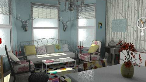 GCMV - LGF 63 SUTHERLAND AVE - STUDIO 3_Eclectic - Eclectic - by joamm