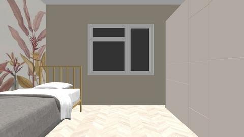 KE8321 - Bedroom  - by AleksandraZaworska98