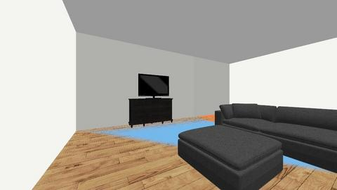 My apartment - by Kiaju Girl