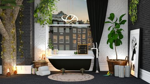 living bathroom - Bathroom - by _Miss_0_