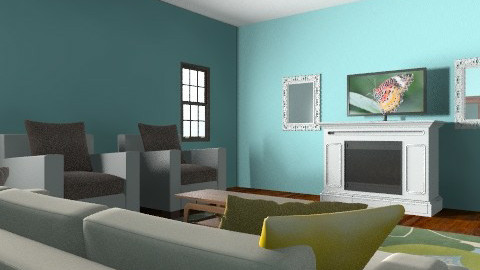 Collective Living Room - Eclectic - Living room - by apbeagles