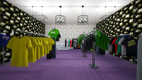 Designer Clothes Store - Modern - by Stronger77