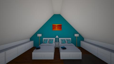attic  - by Charlene Atouri