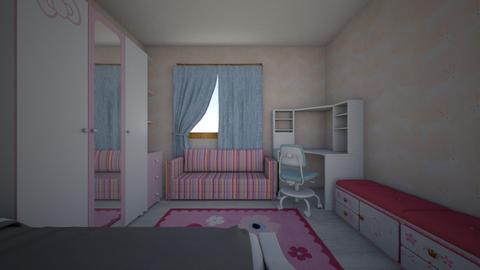 kids room - Kids room  - by skarlet73