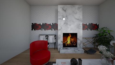 VsJoyLadyProject2020 - Living room  - by V Marshall