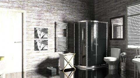 Design 46 - Modern - Bathroom  - by blondina14