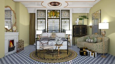 sfdsa - Bedroom  - by chania