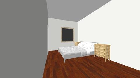 Schafzimmer - Bedroom - by barti7769