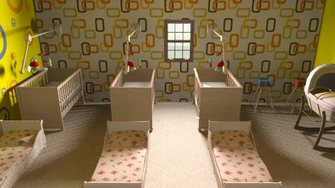 My nursery room.. - Modern - Kids room  - by jia khan
