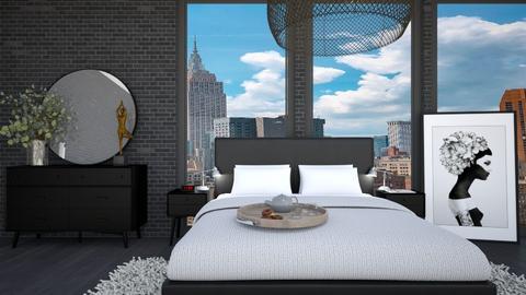 Contest 2_Noa Jones - Bedroom  - by Noa Jones