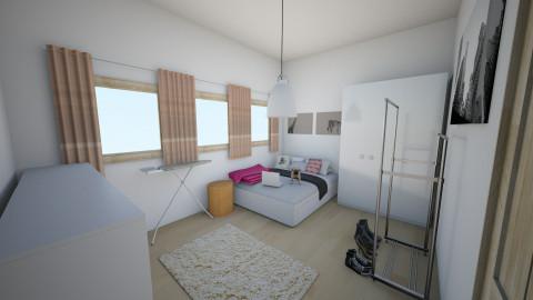 zrwjurz - Bedroom - by Kataszabo