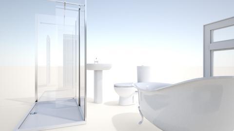 Master Bathroom - Bathroom  - by johnewoods