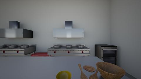 Hotel Kitchen - Kitchen  - by nopikk