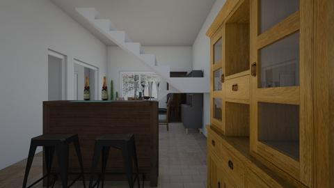 Casa Daniel Pimentel - Classic - Bedroom - by 1121670791