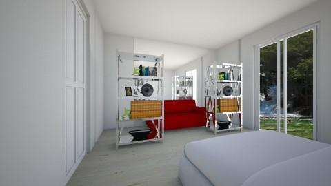 my humble bedroom - Bedroom - by Anna Niemiec_445