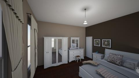 PLAN A  - Bedroom - by oleinikw