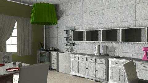 konyha01 - Classic - Kitchen  - by Audrey17