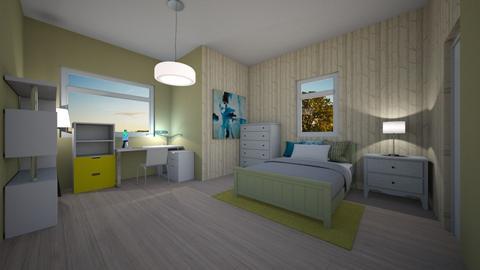 Childs bedroom - Kids room  - by David0