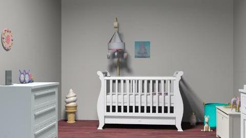 babyyyyyyyyiyyyyyyyyyyyyyyiiii - Classic - Kids room  - by jdillon