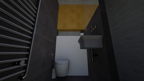 New height slate 2 - Bathroom - by RachDyer