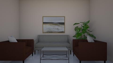 Waiting room - by Oyisha