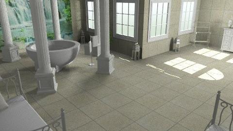 go greek - Vintage - Bathroom  - by deleted_1550519236_sorroweenah