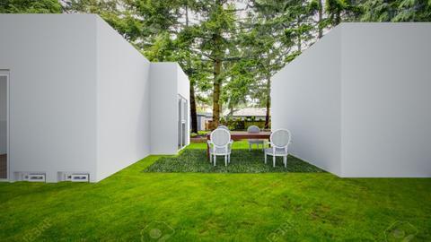 the  patio  - Living room  - by bintia c