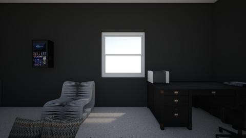 interior design I bedroom - Bedroom  - by DessMariee